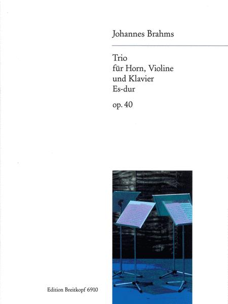 Trio Es-dur op. 40