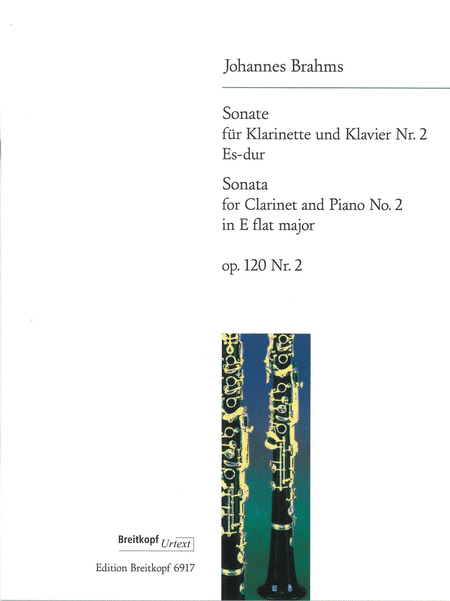 Sonate Nr. 2 Es-dur op. 120/2