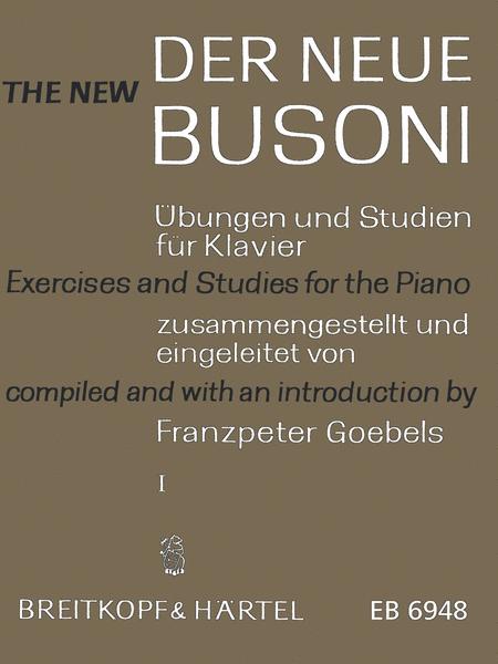 Der Neue Busoni, Heft 1