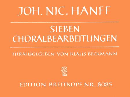 Sieben Choralbearbeitungen