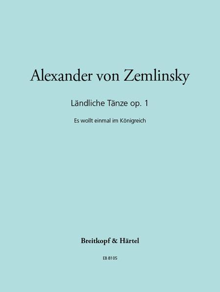 Landliche Tanze op. 1