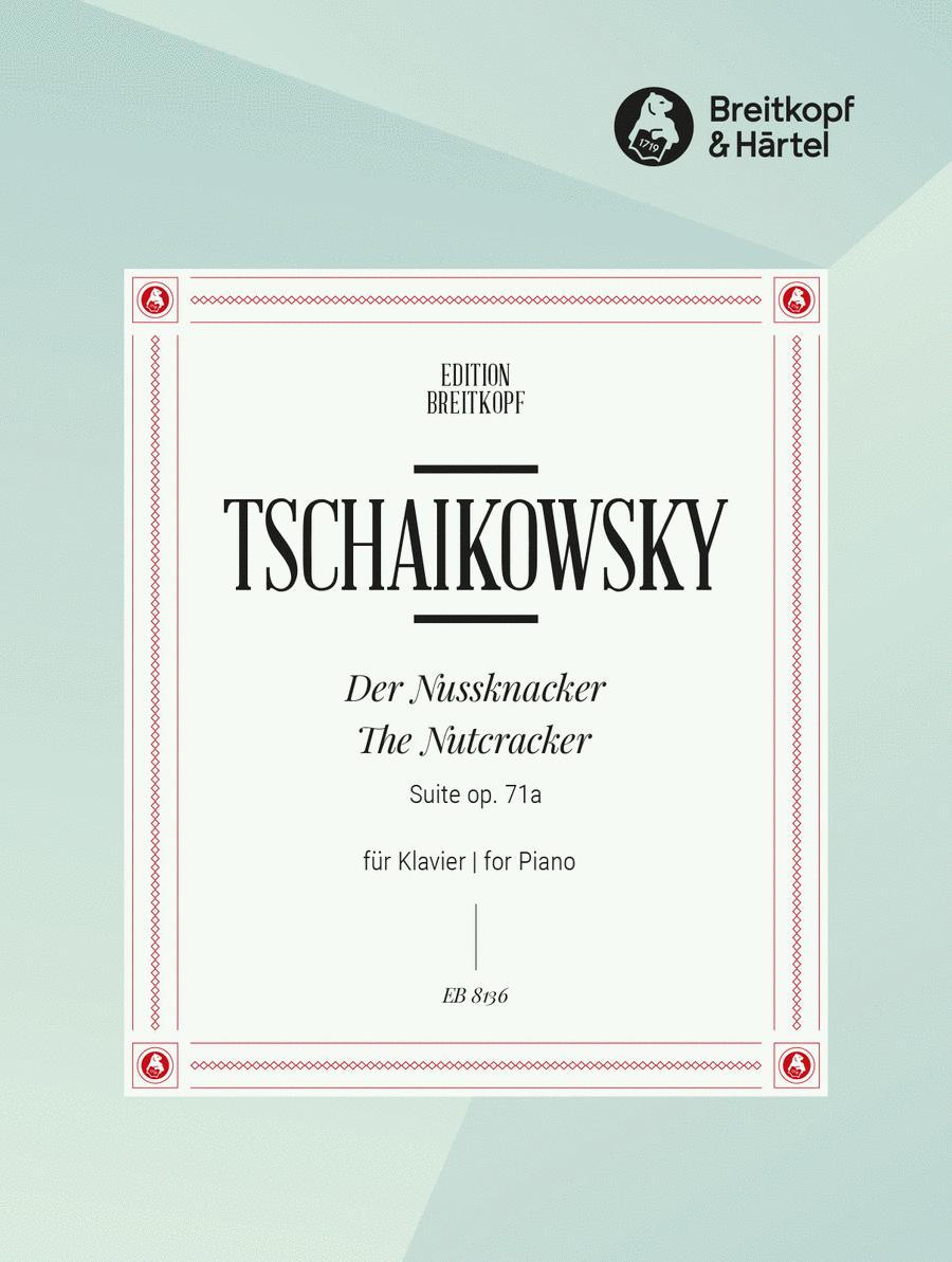 Nussknacker-Suite op. 71a