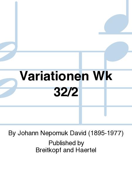 Variationen Wk 32/2