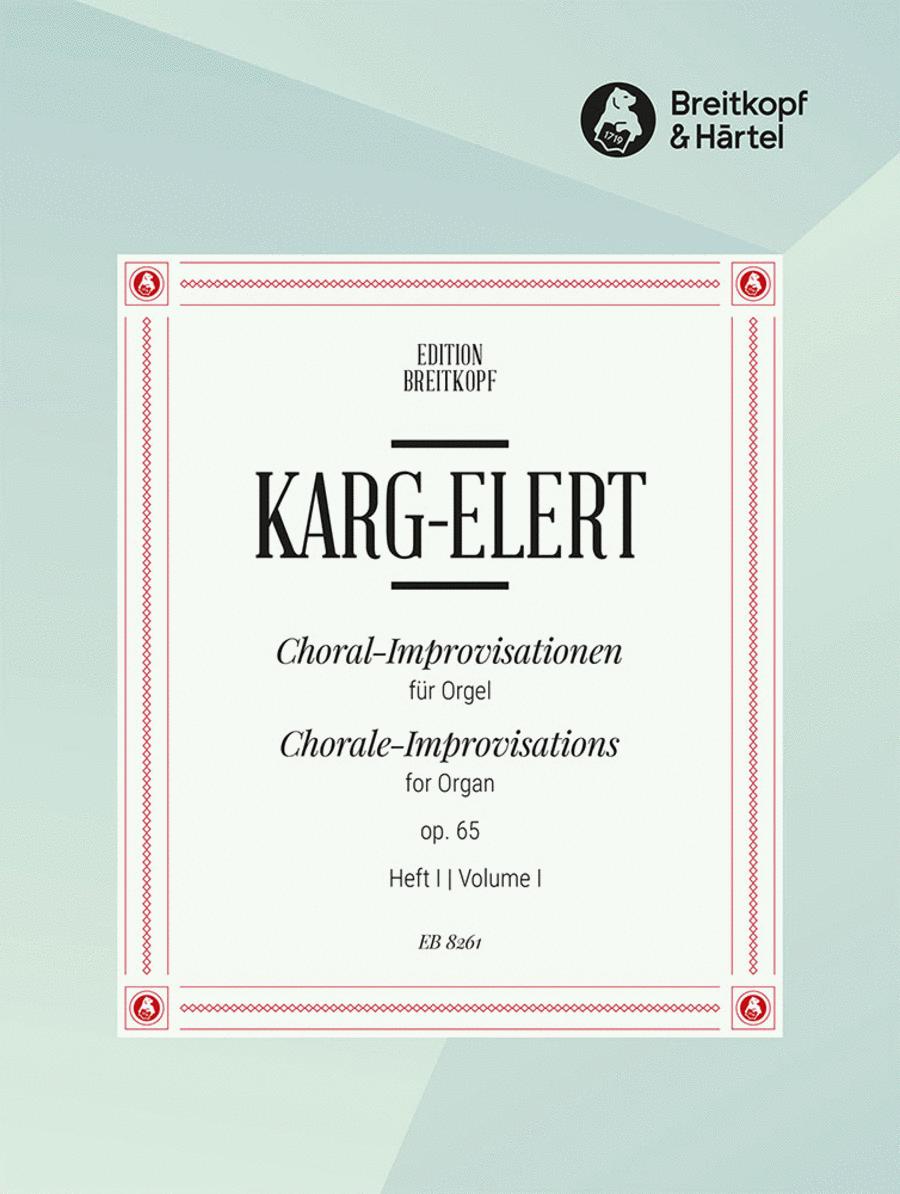 66 Choral-Improvisationen op. 65 I