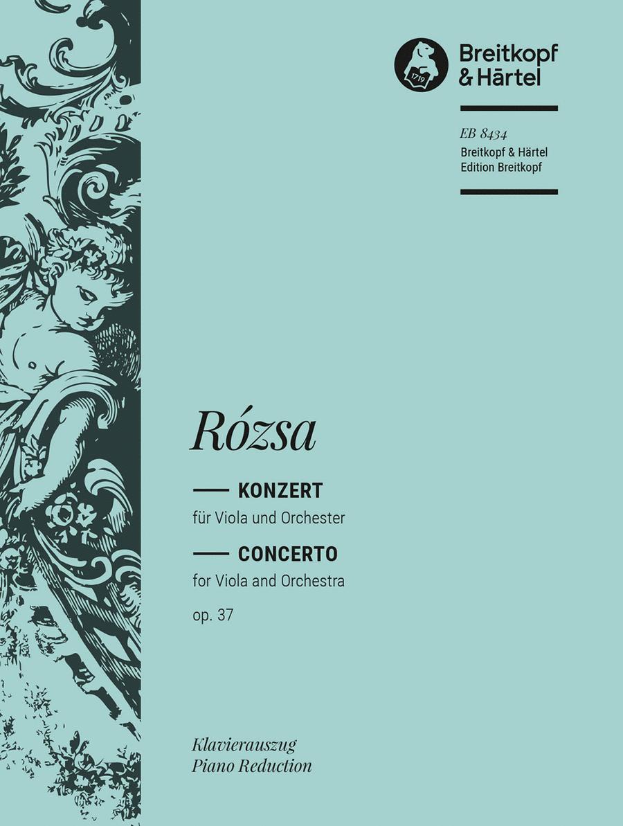 Violakonzert op. 37