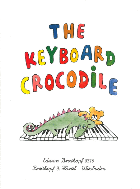 The Keyboard Crocodile