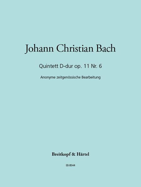 Quintett D-dur op. 11/6