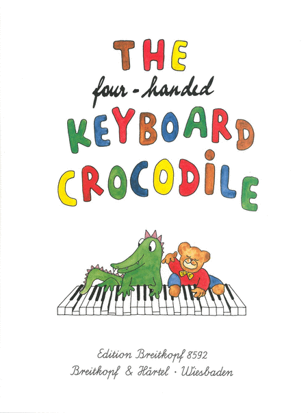 The Four-Handed Keyboard Crocodile