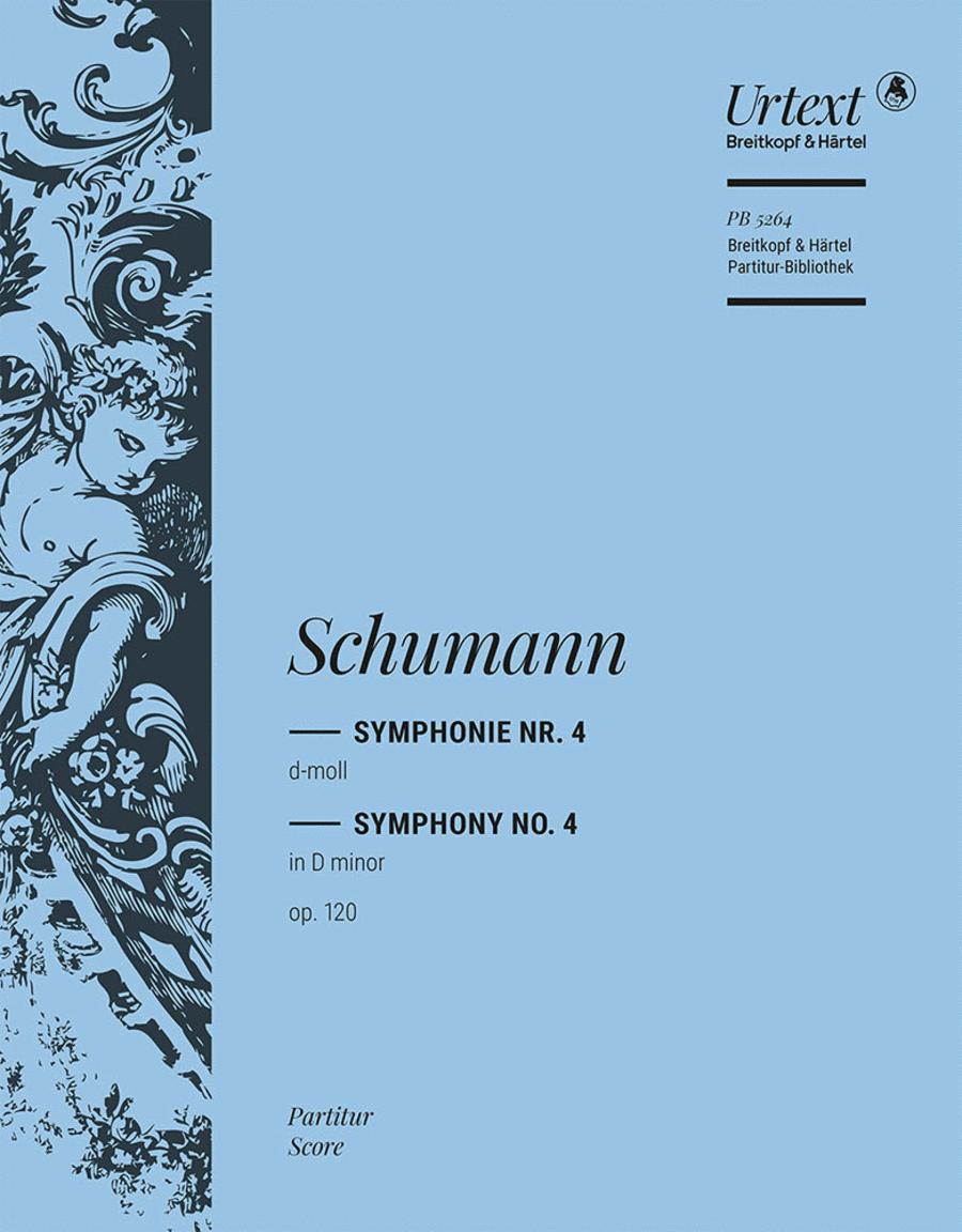 Symphonie Nr. 4 d-moll op. 120