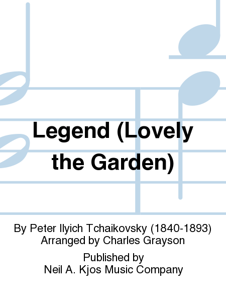 Legend (Lovely the Garden)