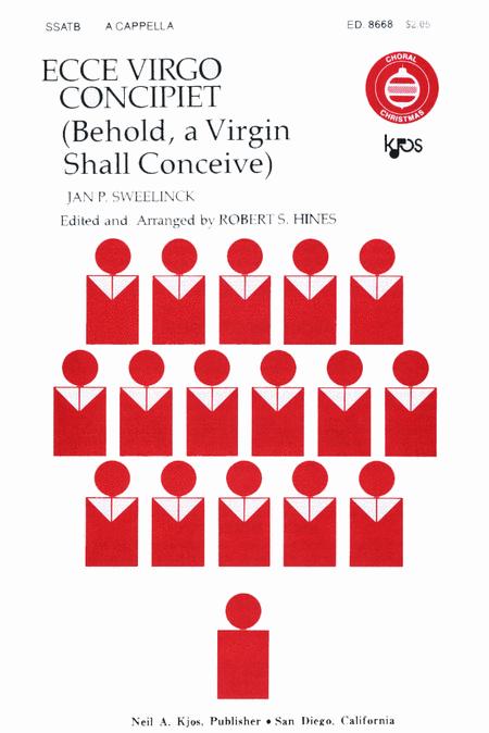Ecce Virgo Concipiet (Behold, A Virgin Shall Conceive)