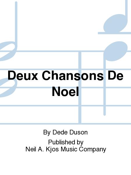 Deux Chansons De Noel