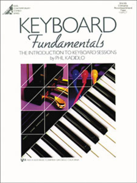 Keyboard Fundamentals (Book)
