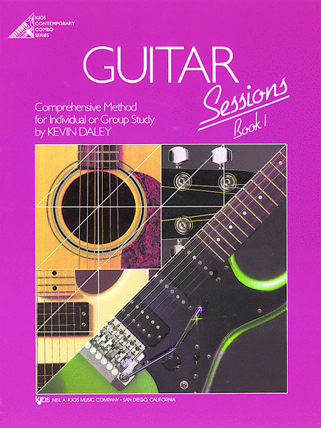 Guitar Sessions, Book 1