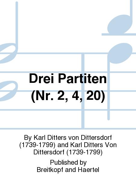 Drei Partiten (Nr. 2, 4, 20)