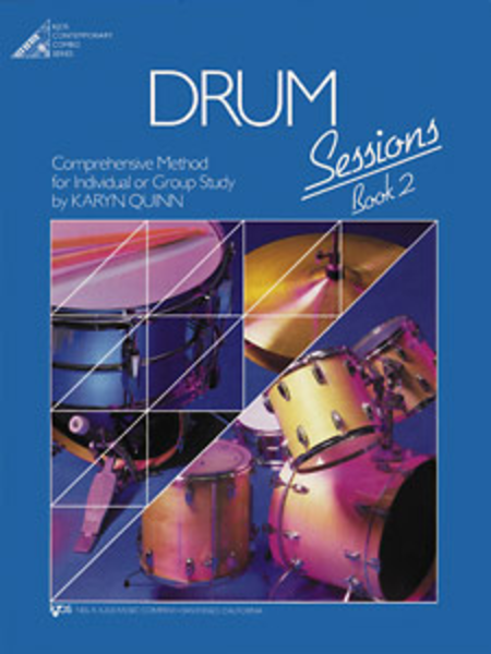Drum Sessions, Book 2 (With Cd)