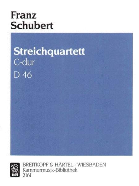 Streichquartett C-dur D 46