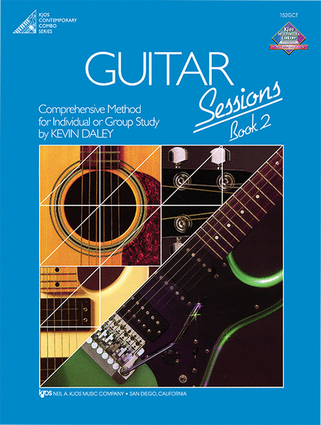 Guitar Sessions, Book 2 (Book Only)