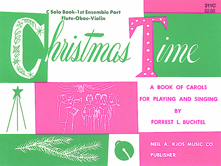 Christmas Time- 1st Ensemble C Book