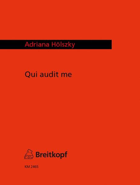 Qui audit me