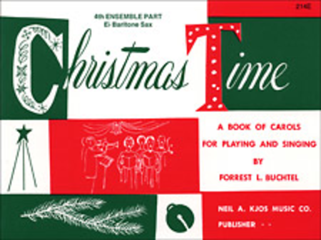 Christmas Time - Dr, Ti, Bell Book