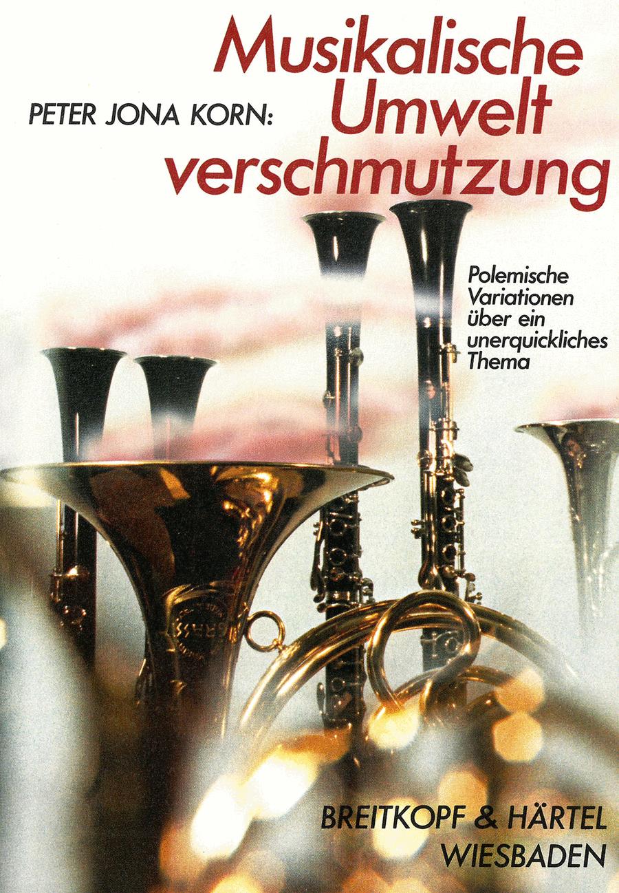 Musikal. Umweltverschmutzung