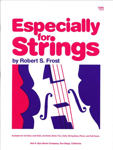 Especially For Strings - Cello