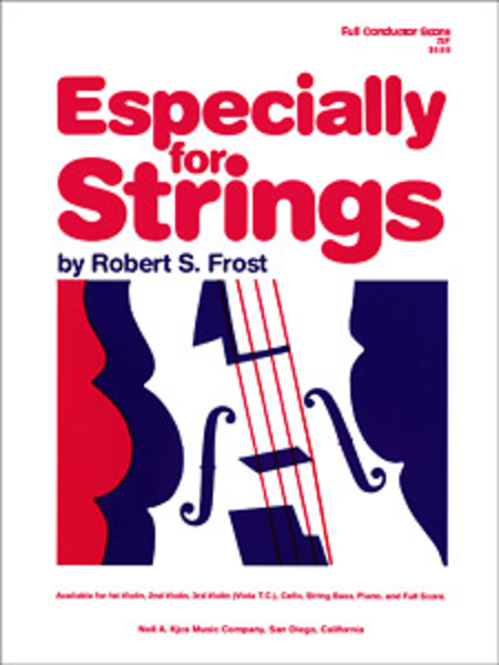 Especially For Strings - Score