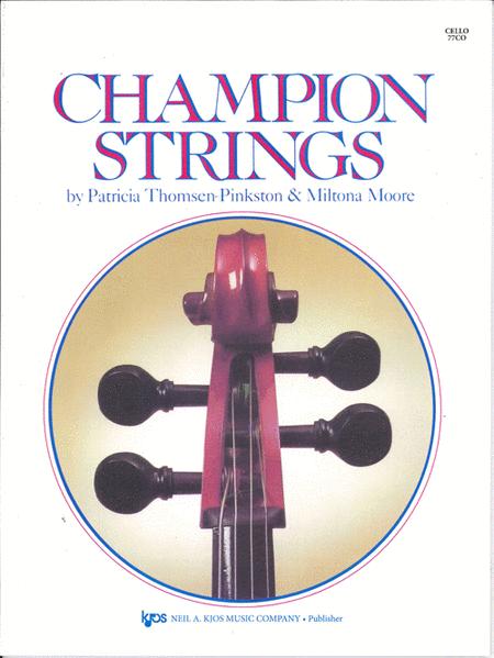 Champion Strings-Cello