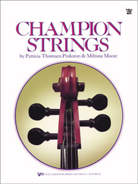 Champion Strings - Viola