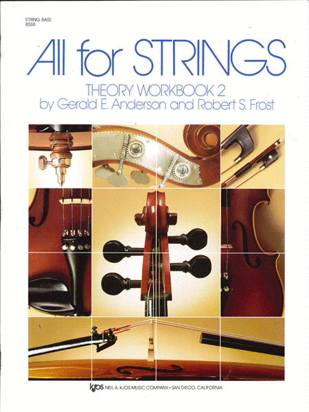 All For Strings Theory Workbook 2 - SB
