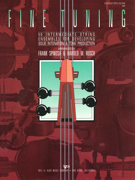 Fine Tuning - Score