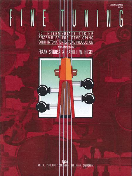 Fine Tuning - String Bass