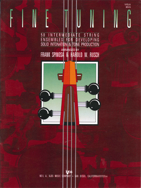 Fine Tuning - Viola