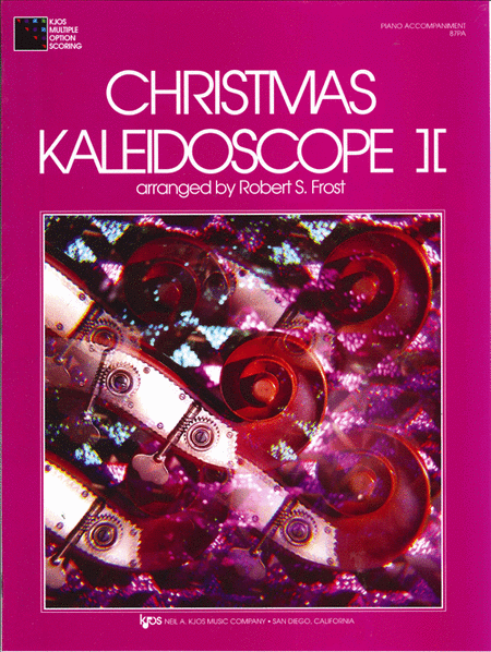 Christmas Kaleidoscope, Book 2 - Piano