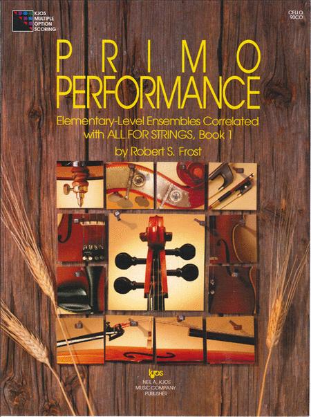 Primo Performance - Cello
