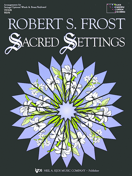 Sacred Settings - Viola