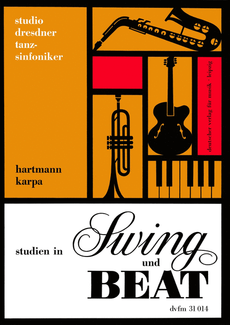 Studien in swing und beat sheet music by walter hartmann for 979 the beat number
