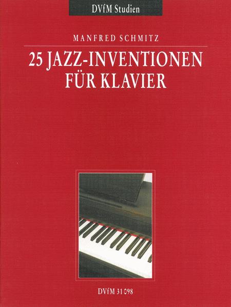 25 Jazz-Inventionen