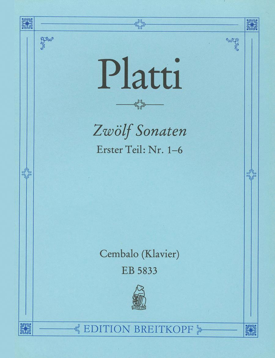 Zwolf Sonaten, Heft 1