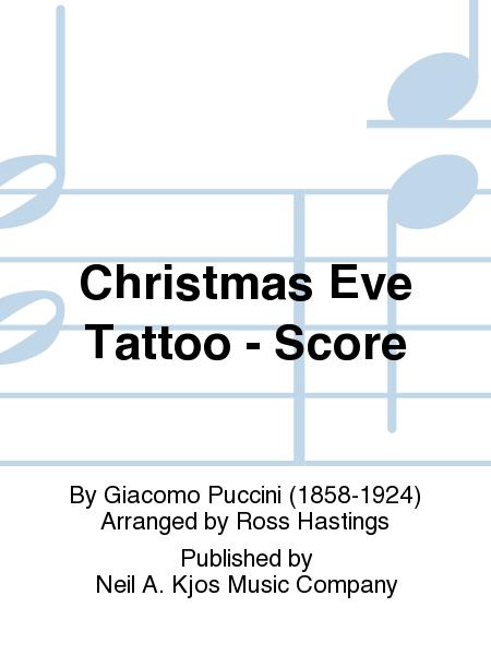 Christmas Eve Tattoo - Score