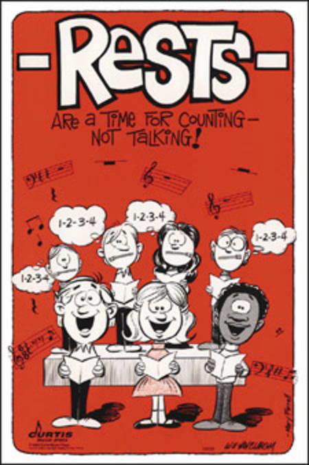 Choir Room Posters, Set 2