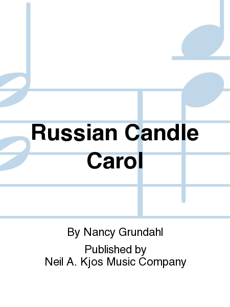Russian Candle Carol