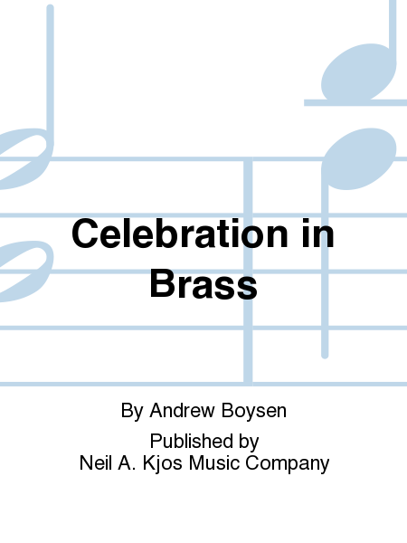 Celebration in Brass