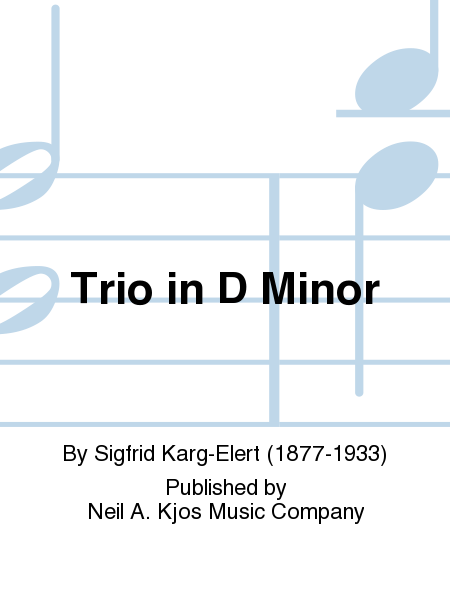 Trio in D Minor