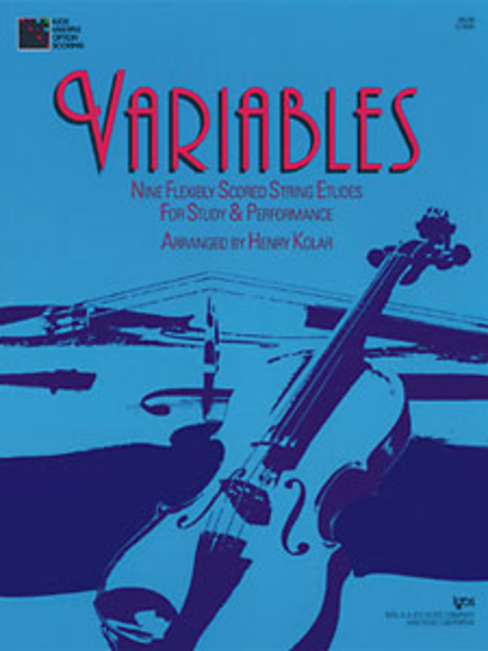 Variables - String Bass