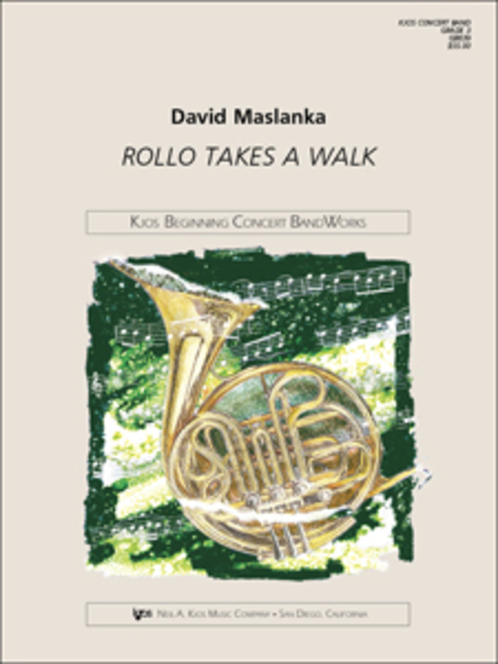 Rollo Takes a Walk - Score
