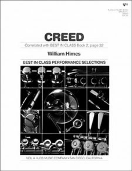Creed - Score