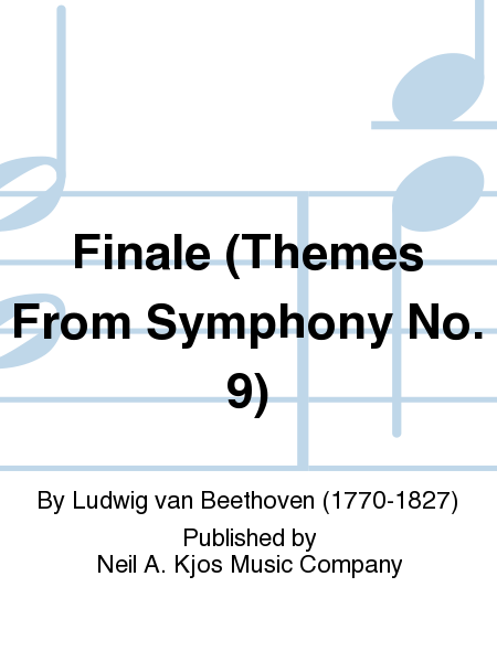 Finale (Themes From Symphony No. 9)
