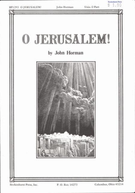 O Jerusalem! (Archive)